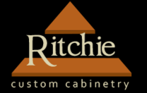 Ritchie Custom Cabinetry's logo