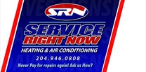 Service Right Now's logo