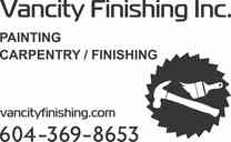 Vancity Finishing Inc's logo