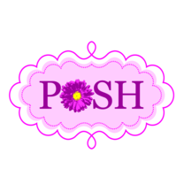 Posh Home Cleaning's logo
