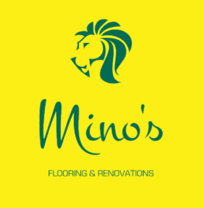Mino's Flooring and Renovations's logo