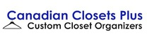 Canadian closets plus's logo