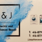 J&J Electric And Appliances Repairs's logo