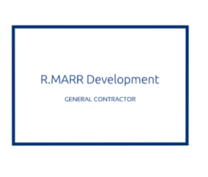 R.Marr Development's logo