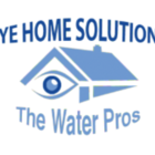 Eye Home Solutions - The Water Pros's logo