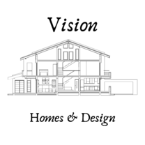 Vision Homes & Design's logo