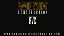 Ravineview Construction's logo