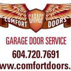 COMFORT GARAGE & DOORS INC.'s logo