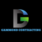 Gammond Contracting's logo