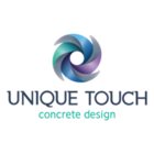 Unique Touch Concrete Design's logo