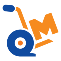 The Quick Movers's logo