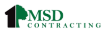 Msd Contracting's logo