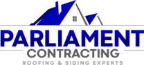 Parliament Contracting's logo