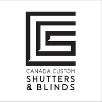 Canada Custom Shutters & Blinds's logo