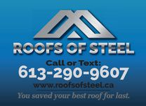 Roofs of Steel Inc's logo