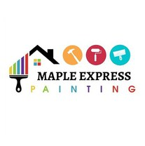 Maple Express Painting's logo
