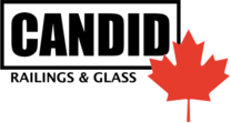 Candid Railings & Glass's logo