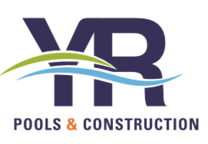 YR Pools and Construction's logo