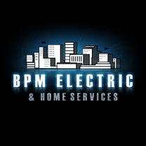 Bpm Electric's logo
