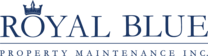 Royal Blue Property Maintenance Inc's logo