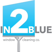 In2 Blue Window Cleaning Co.'s logo