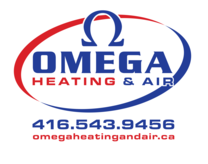 Omega Heating & Air Inc.'s logo