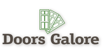 Doors Galore's logo