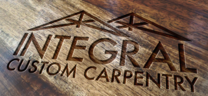 Integral Custom Carpentry's logo