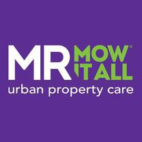 Mr. Mow It All's logo