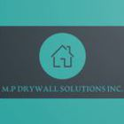 M.P Drywall Solutions Inc.'s logo