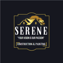 Serene Construction & Painting's logo