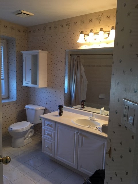 Vmm Construction | Bathroom Renovation in Mississauga ...