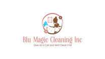 Blu Magic Cleaning Inc.'s logo