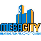 Megacity Heating & Air Conditioning Ltd (An Essential Service Company during Covid19)'s logo