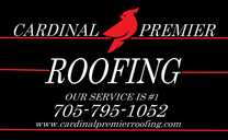 Cardinal Premier Roofing's logo