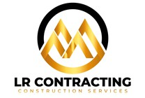 LR Contracting's logo