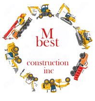 Mbest construction's logo