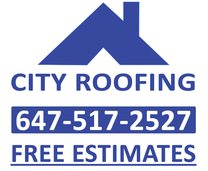 City Roofing's logo