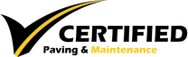 CERTIFIED PAVING's logo