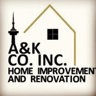 A&K General Renovations's logo