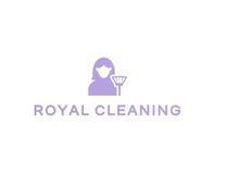 Royal Cleaning's logo