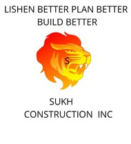 Sukh construction inc 's logo