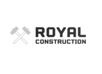 Royal Construction's logo