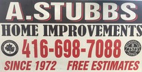a stubbs contracting's logo