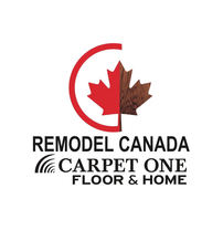 Remodel Canada- Carpet One Floor and Home's logo