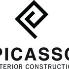 Picasso Interior Construction's logo
