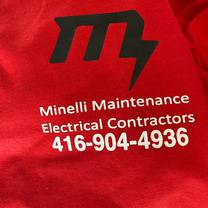 Minelli - Electrical Contractors's logo