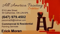 All America Painting Services's logo