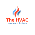 The HVAC Service's logo
