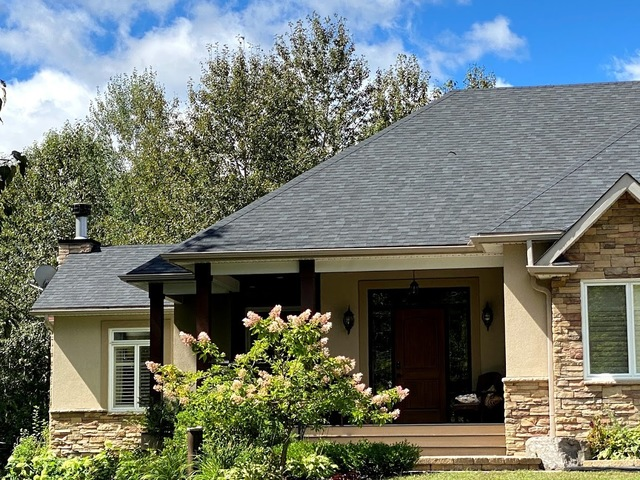 Big Roof Replacement and... | Review of Rainbow Roofing ...